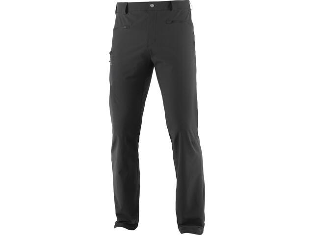 Salomon Wayfarer All Season Straight Pants Men, black